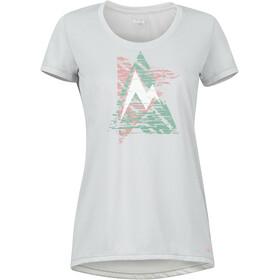 Marmot Post Time Naiset Lyhythihainen paita , harmaa